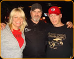 Sherry Westrich from Overhaulin TV Show, Casey Kennell, Mike Curtis