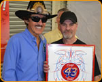 Richard Petty and