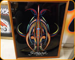 The Best of  Pinstriping and Hand Lettering by Casey Kennell from The Paint Chop