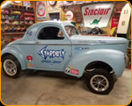 Custom Pinstriped Cars and Trucks by Casey Kenell.