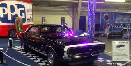 2016 Syracuse Nationals - PPG Booth