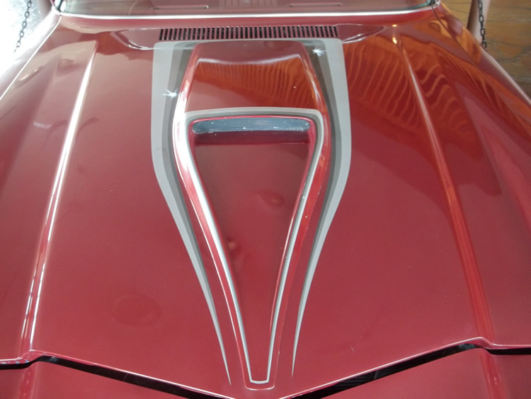 Stoystown Auto Wreckers >> THE PAINT CHOP * Pinstriping