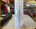 World Class Pinstriping and Hand Lettering