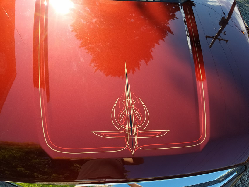 Car Insurance Companies >> Pinstriping Master Casey Kennell * THE PAINT CHOP