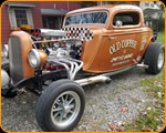 34' Ford 3 - Window