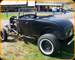 The Paint Chop Rat Rod