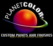 Planet Color - Custom Paints and Finishes