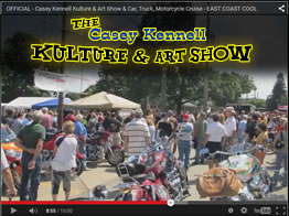The Casey Kennell Kulture Art Show and Cruise