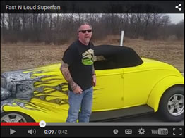 """Fast N Loud Super Fan"" Gas Monkey Garage"